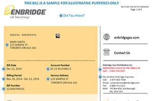enbridge login my account