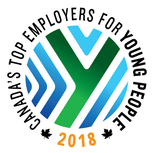 Canada's top employers for young people 2016