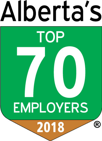 Alberta's Top 65 Employer's 2014