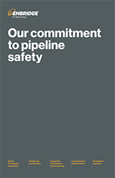 Our commitment to pipeline safety