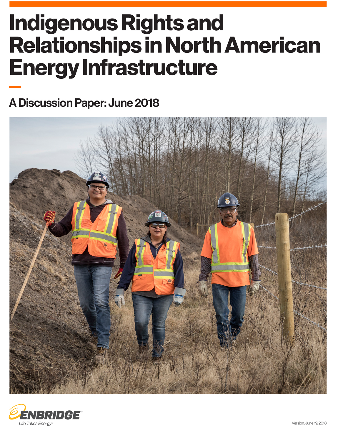 Indigenous Rights and Relationships in North American Energy Infrastructure
