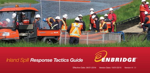 Enbridge Response Tactics Guide