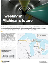Great Lakes Tunnel fact sheet image