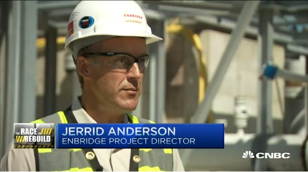 Jerrid Anderson on CNBC